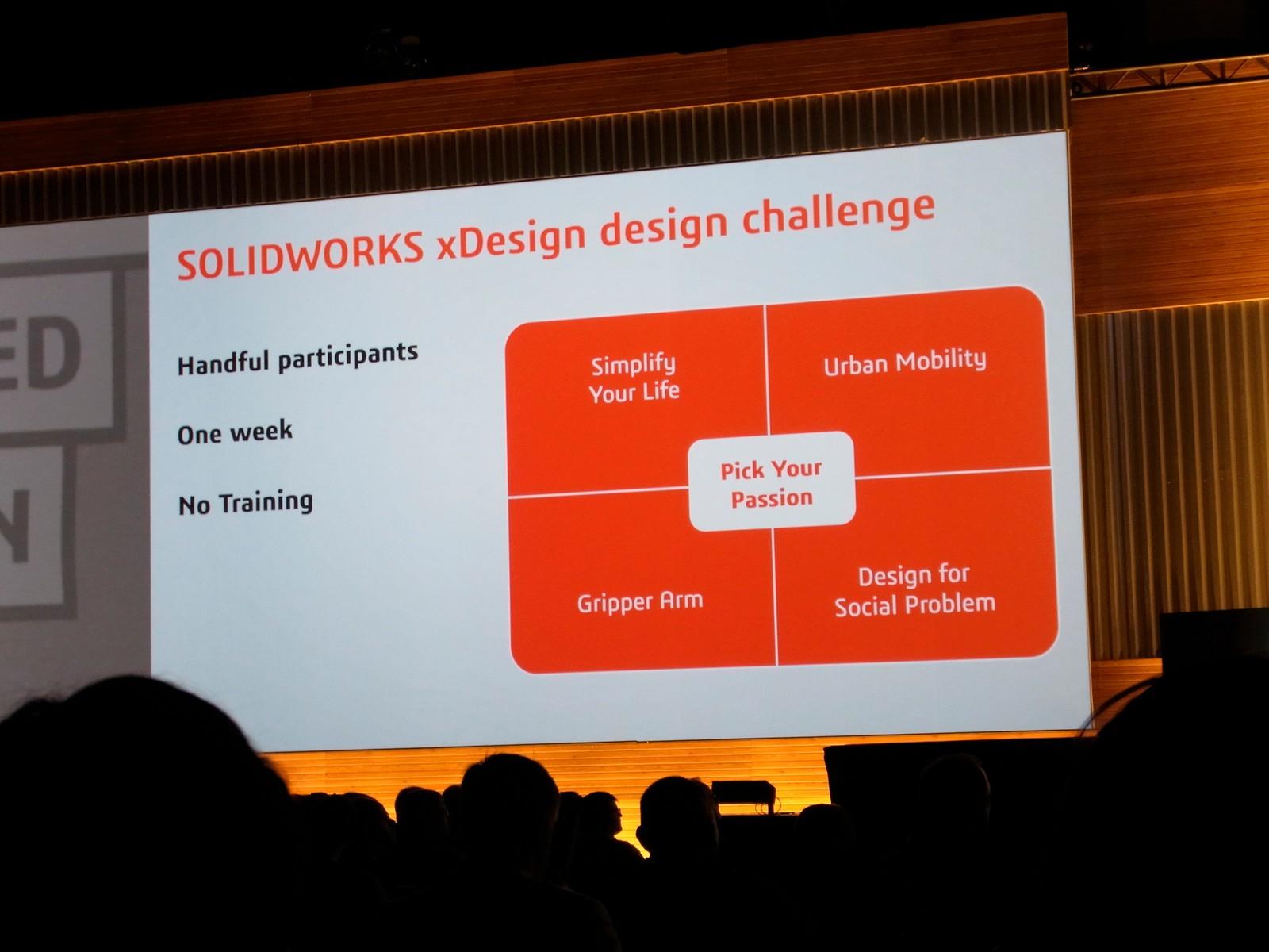 xDesign Design Challenge