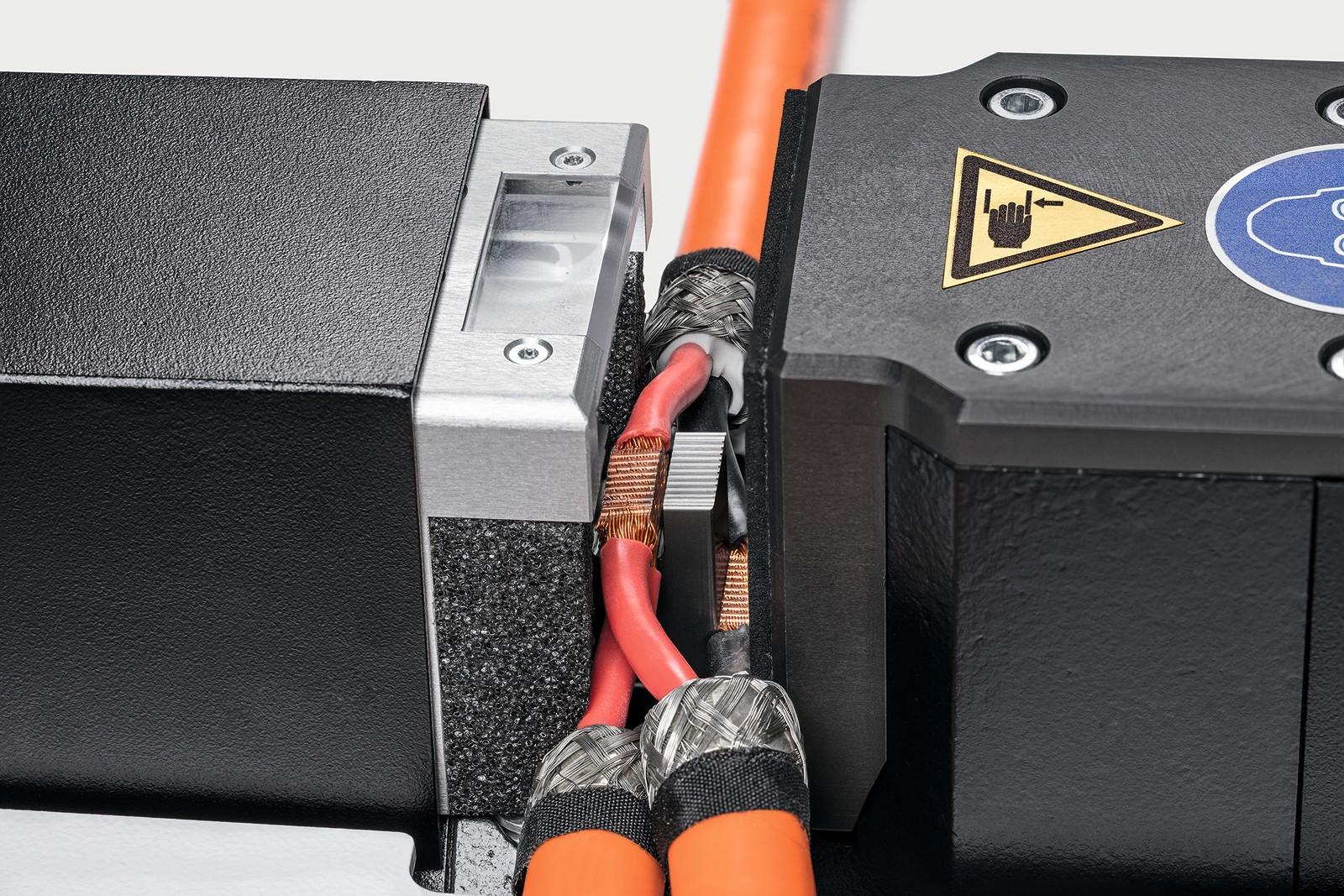 Beim Ultraschallschweißen entstehen hochfeste Verbindungen mit sehr guter elektrischer Leitfähigkeit.
