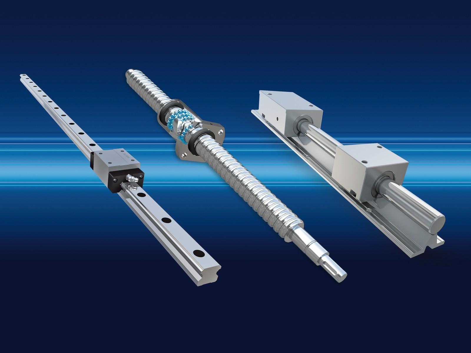 Auf der Automatica 2018 zeigt Rodriguez auch seine hochqualitativen lineartechnischen Komponenten.
