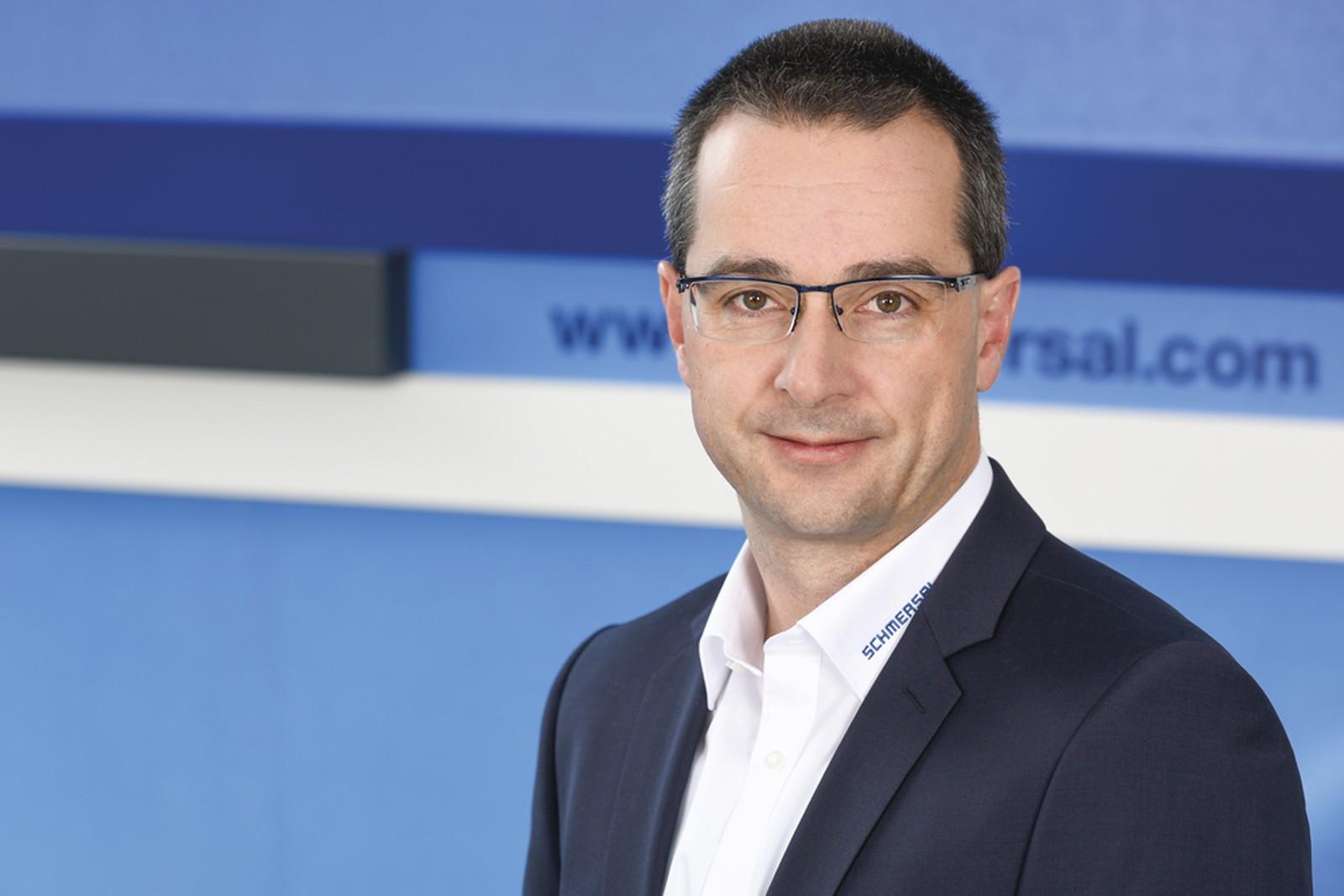 Axel Schneider ist neuer Divisionleiter Technik bei der Schmersal Gruppe.