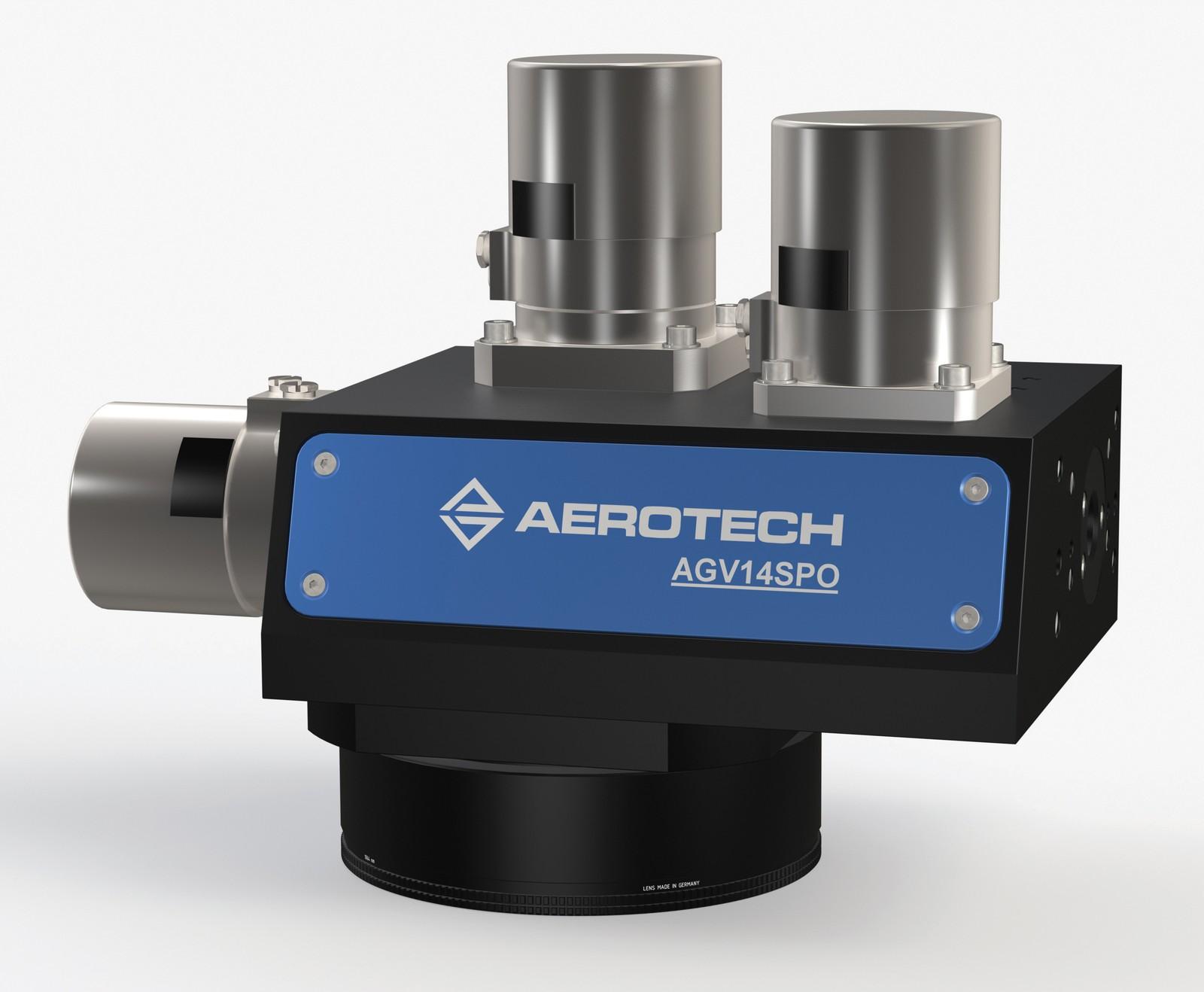 Der neue Galvo-Scanner AGV-SPO von Aerotech verfügt über ein Anwendungsspektrum von der additiven Fertigung bis zur Medizintechnik.