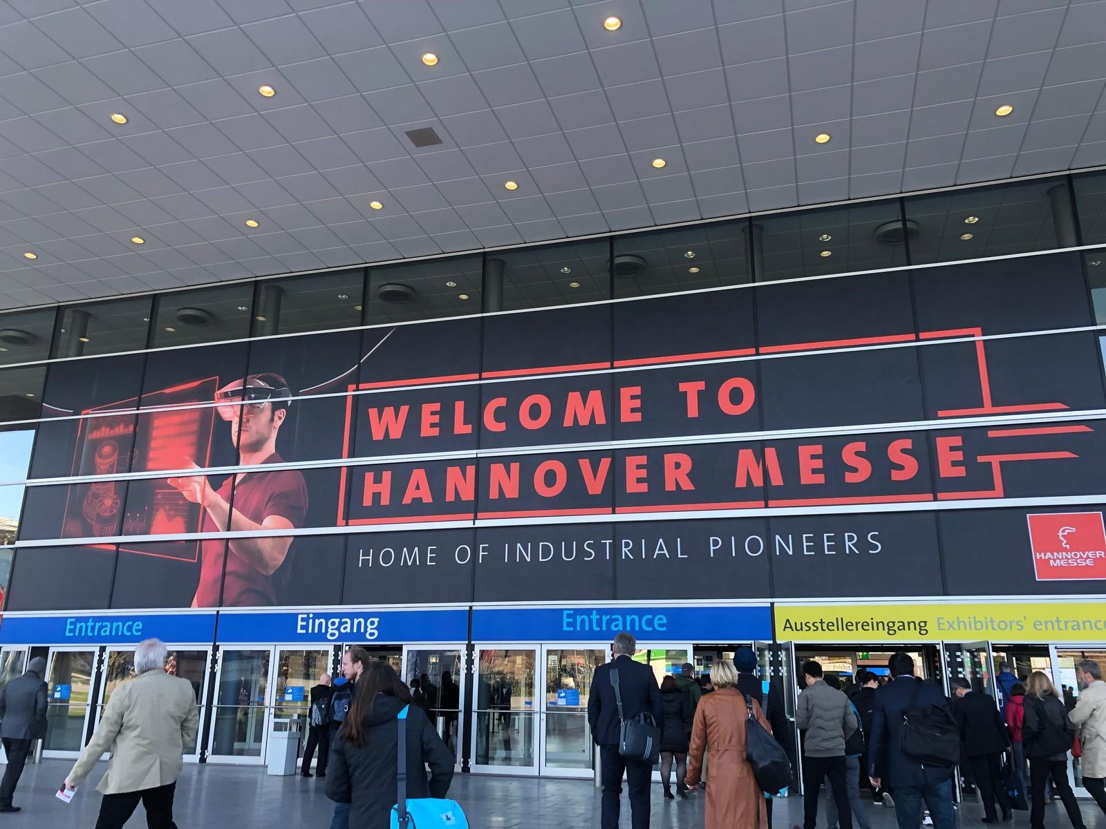 Auf der diesjährigen Hannover Messe zeigen 6.500 Austeller ihre Neuheiten, Produkte und Lösungen. Geboten sind auch um die 1.400 Veranstaltungen rund um die Messe.