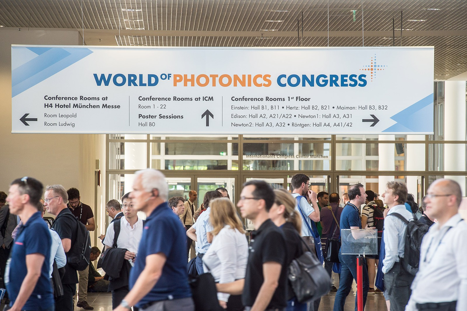 Word of Photonics in München