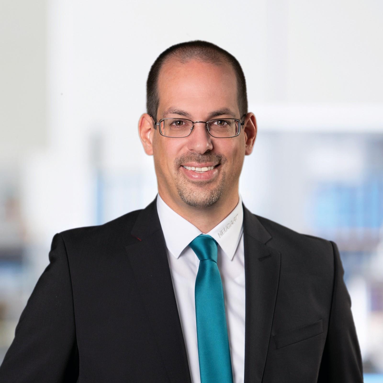 Christian Schilling ist neuer Vice President der Neugart USA Corp.