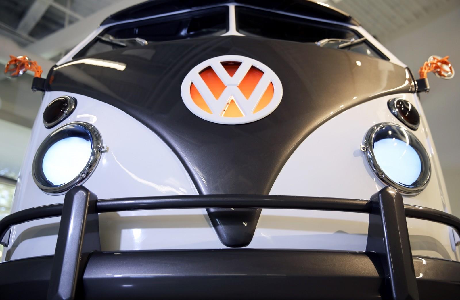 Das klassisches Volkswagen-Design wurde mit neuen Ideen und innovativen Technologien von Kooperationspartnern wie Autodesk kombiniert.