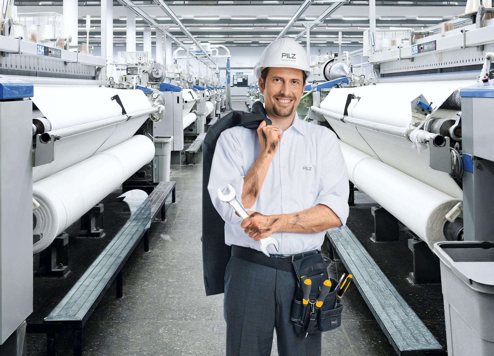 """Pilz präsentiert seine Automatisierungslösungen für das Retrofit von Maschinen und Anlagen sowie die dazugehörigen Dienstleistungen auf der neuen Fachmesse """"IN.STAND""""."""