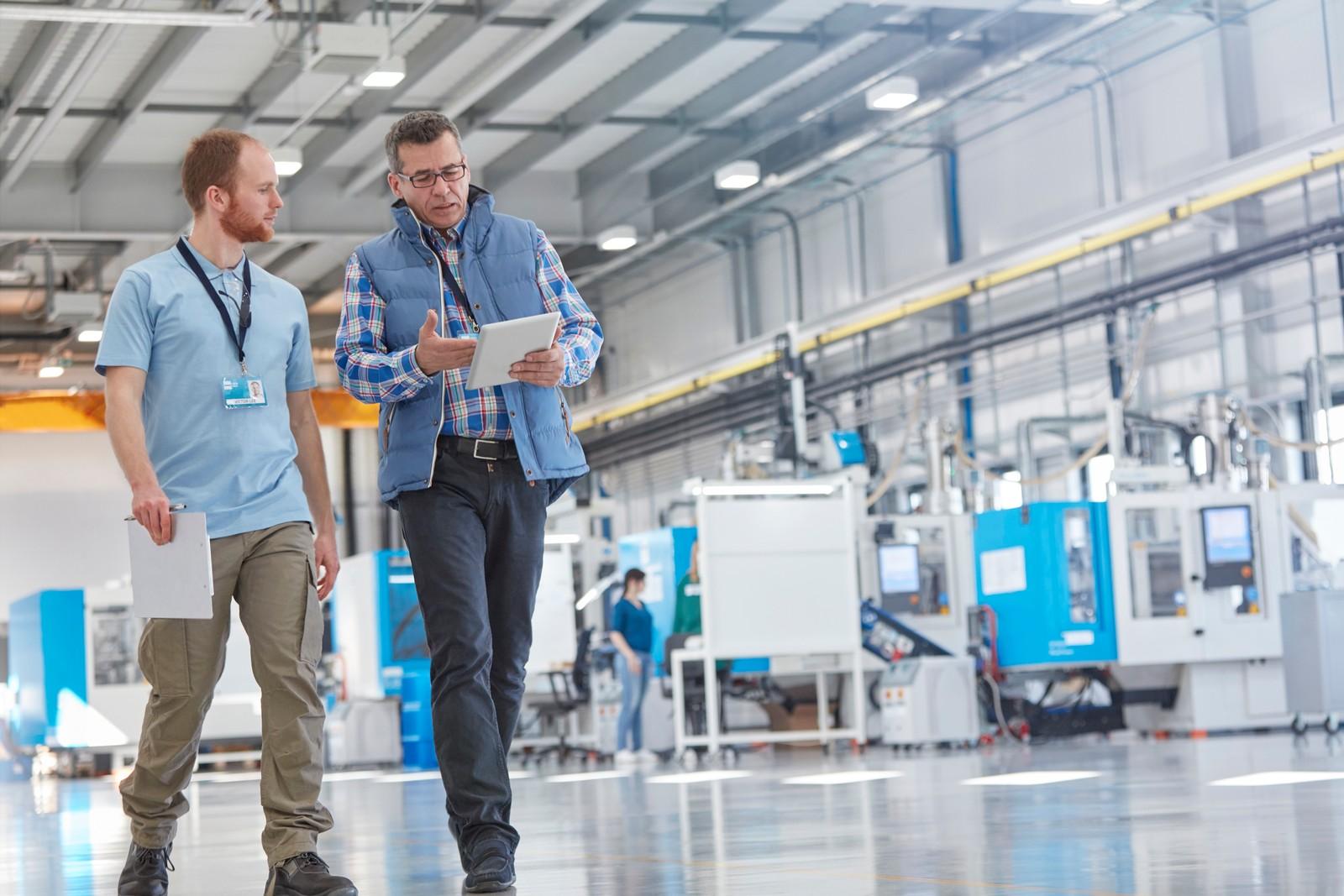 Die Tech-Days richten sich nach den auf der Hannover Messe vorgestellten sechs Bossard Assembly Technology Expert Services. Beim Expert Walk steht die detaillierte Analyse der Produktions- und Montageprozesse im Vordergrund.