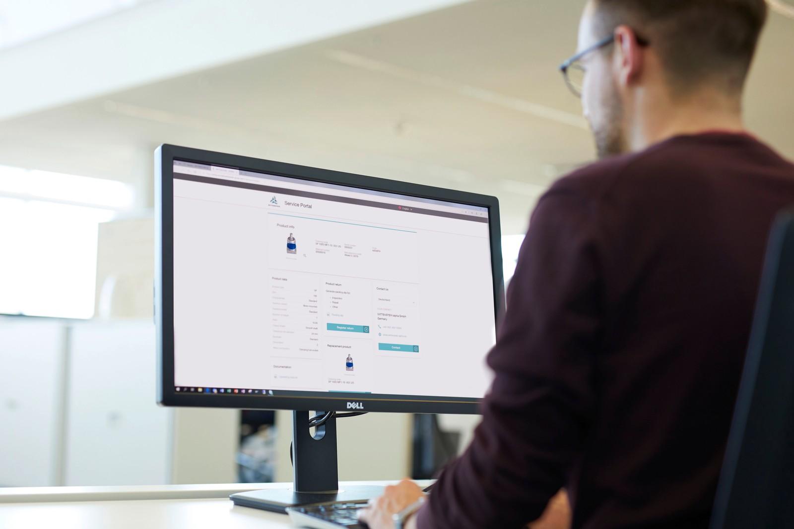 Die Bedienoberfläche des Service-Portals wie auch die Informationen stehen in sechs verschiedenen Landessprachen zur Verfügung.