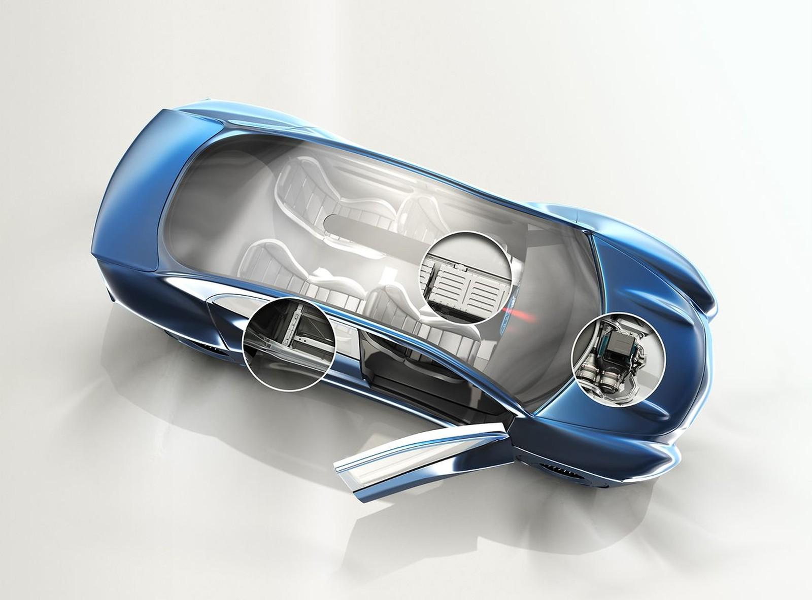 Klebstoffe von Henkel  beeinflussen die Zukunft der E-Mobilität.