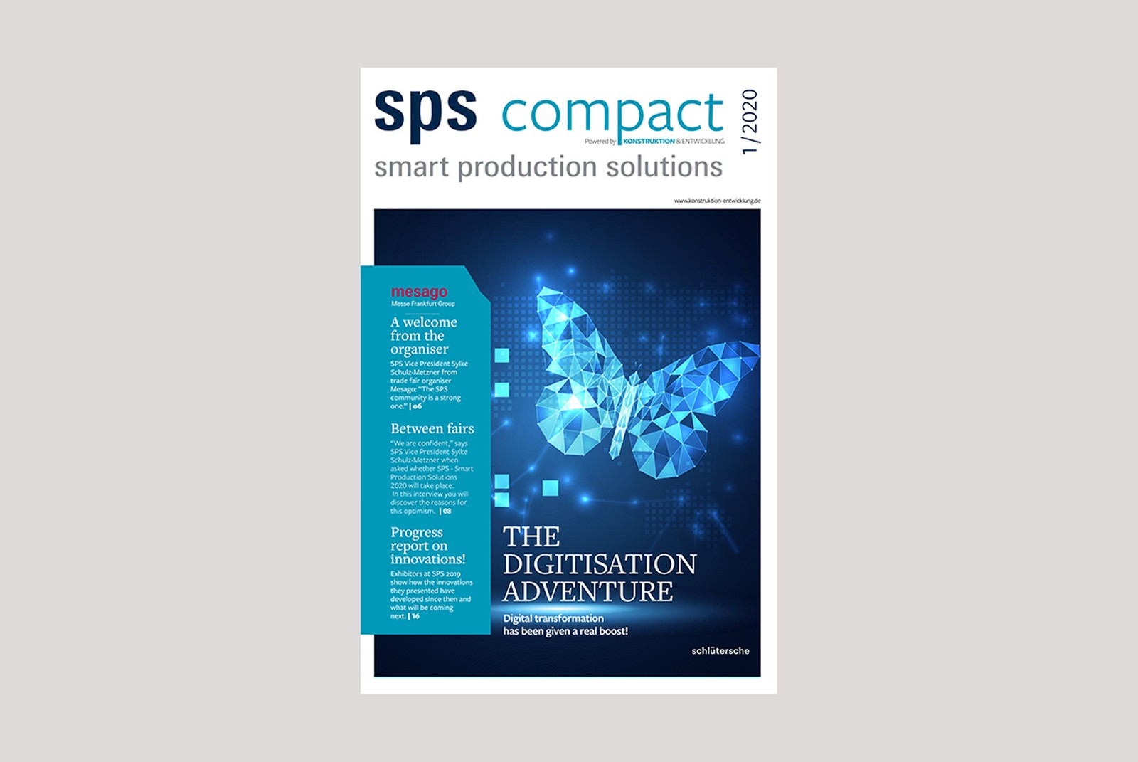 Review: In the first edition of SPS compact 2020, exhibitors show how the technology presented has developed and what comes next.