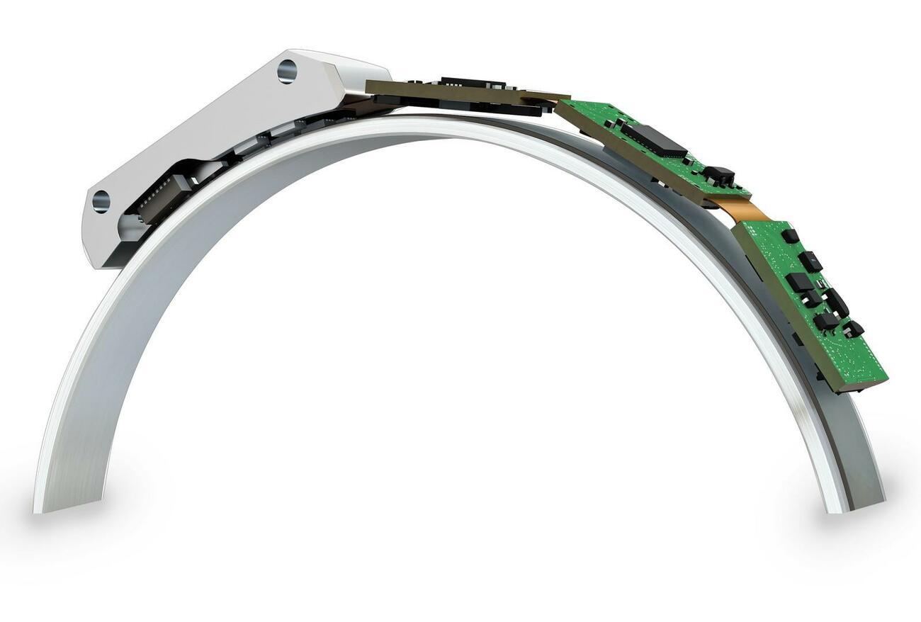 Encoder-System für Robotik und Handling-Automation