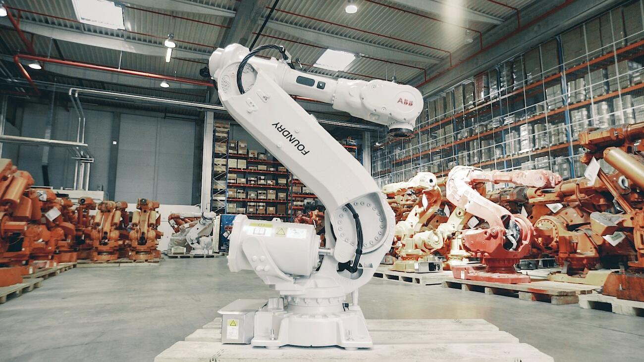 So geht nachhaltige Fertigung in der Robotik