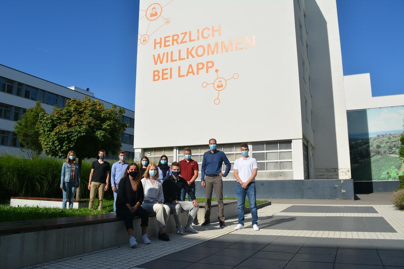 """Studie: Lapp zählt zu """"Deutschlands besten Ausbildern"""""""