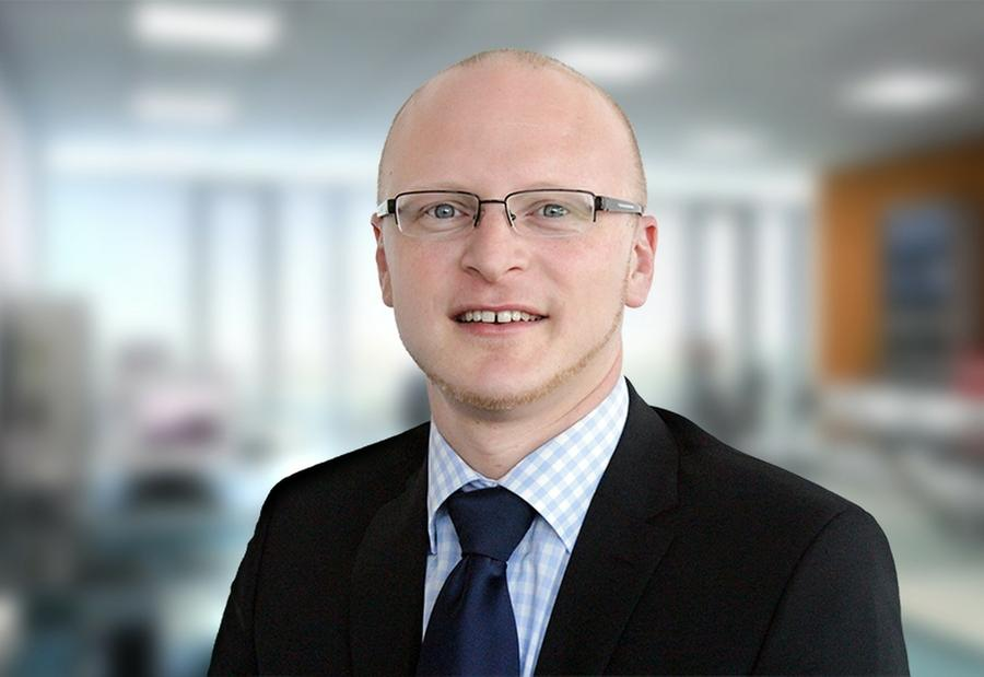 Florian Nadolny ist Sales Manager Systemintegration bei IDS