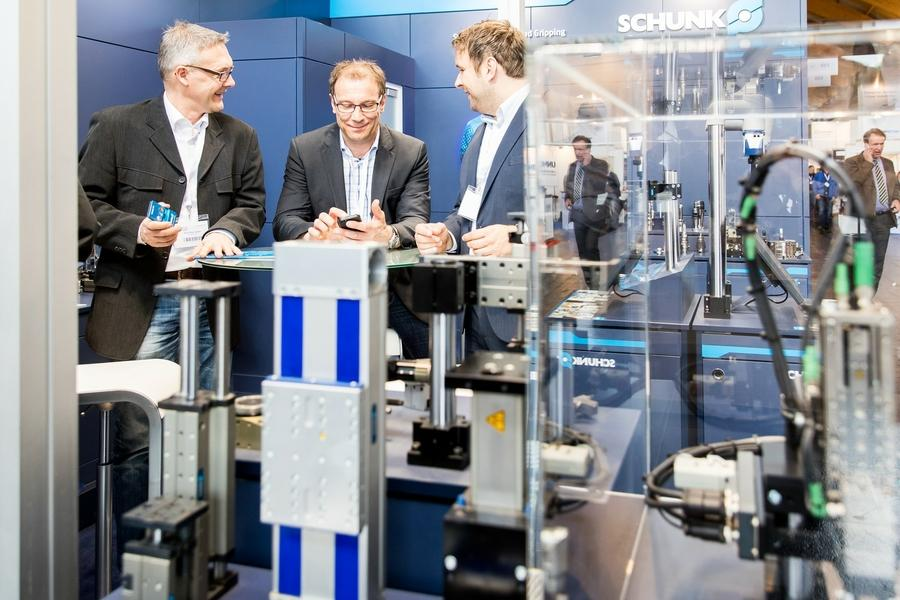 all about automation: Full House mit 211 Ausstellern